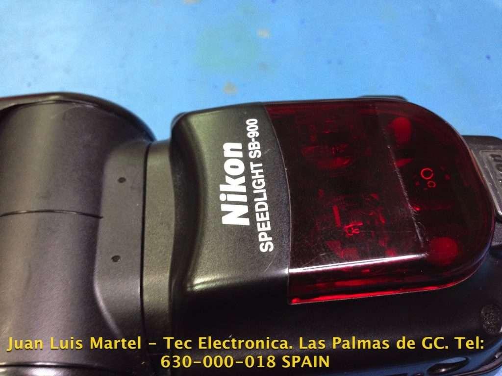 Servicio-tecnico-reparacion-flash-Nikon-sb900-speedlight-IMG_1128-Juan-Luis-Martel-Tecnico-electronica-Las-Palmas-1024x768