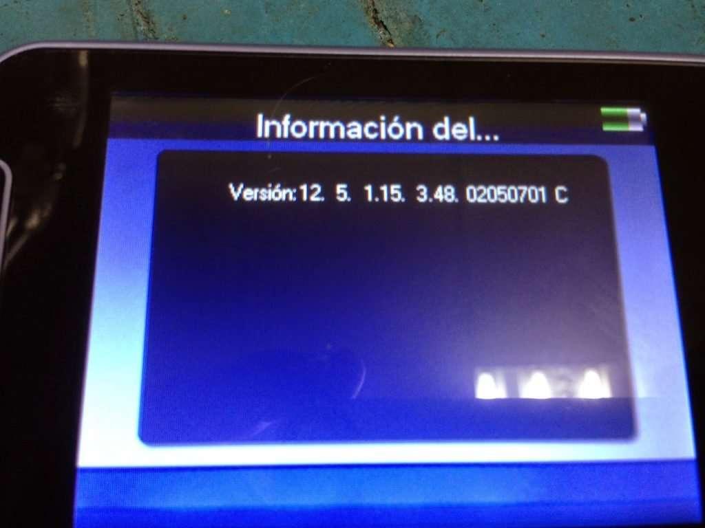 Reparación del televisor TDT