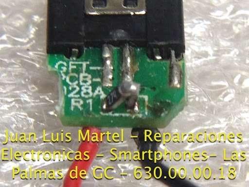 El mejor conector JIG para Samsung