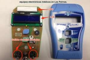 Reparar aparatos de electromedicina Magenetoterapia BIOMAG en Las Palmas