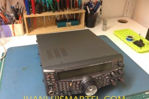 Reparaciones en la emisora Kenwood TS2000 – All repair problems