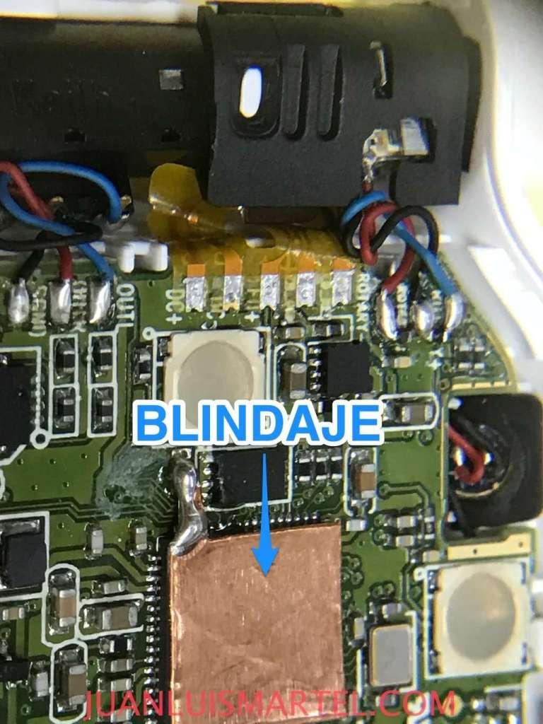 Nokia BH-111 reparacion