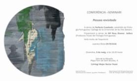 Invitación Coferencia P. Cuadrado