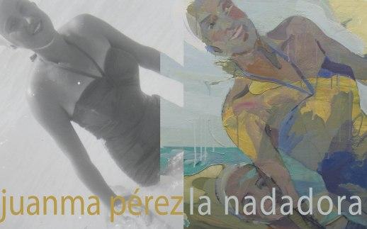 """invitación """"La Nadadora"""""""