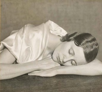 Henri Cartier Bresson, Sleeping Woman, c. 1935