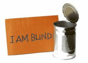 Soy ciego