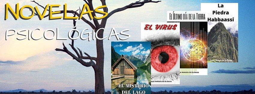Novelas Juan Moises de la Serna