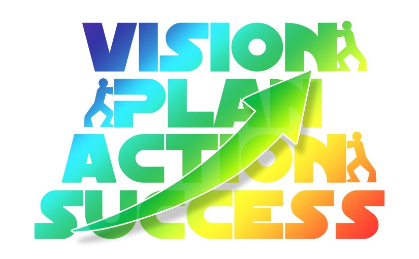 Business Improvement: This is Your Plan (Vision, Values & Finances)