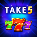 Download  Take5 Free Slots – Real Vegas Casino 2.59.1 Apk