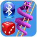 Unduh Snake & Ladders Bluetooth Game  Apk