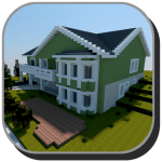 Download  Modern House For Minecraft 1.0 Apk