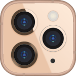 Download  Selfie Camera for iPhone 11  – iCamera IOS 13 1.2.10 Apk