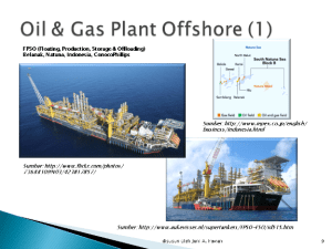 isi materi Instrumentation & Control in Oil & Gas Industry