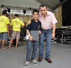GUSTAVO E JUAREZ NO PIRAÍ FEST 2012