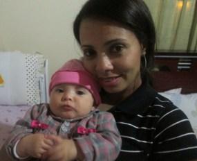 Bárbara 174 3º mês