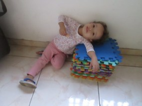 Bárbara cansada 1
