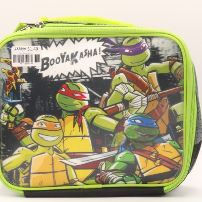TMNT Lunch Box