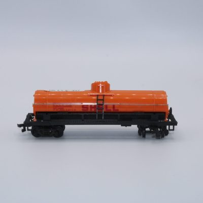 Shell Model Train Car