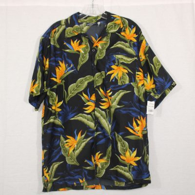 Pacific & Co Hawaiian Shirt | M