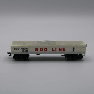SOO Line Train Car