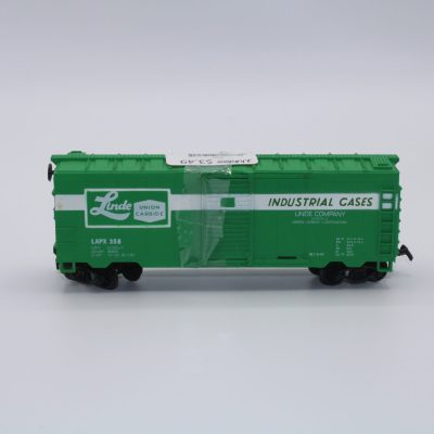 Linde Model Train Car