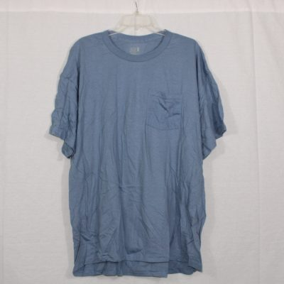 Fruit Of The Loom Dusty Blue Shirt | 2XL
