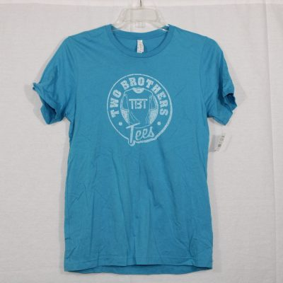 Canvas Graphic Two Brothers Tees Shirt | M