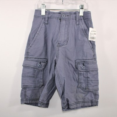 WearFirst Gray Cargo Shorts | Size 6