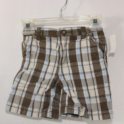 The Children's Place Plaid Shorts | 12 Months