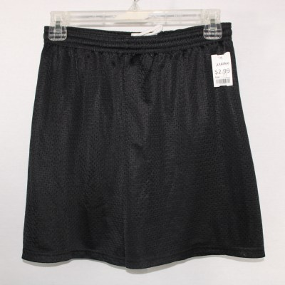Black Athletic Shorts | Size 14