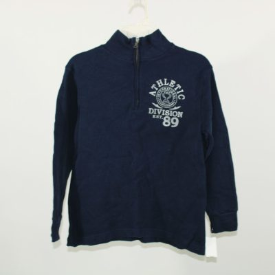Place Navy Athletic Division Long Sleeve Shirt | Size 7