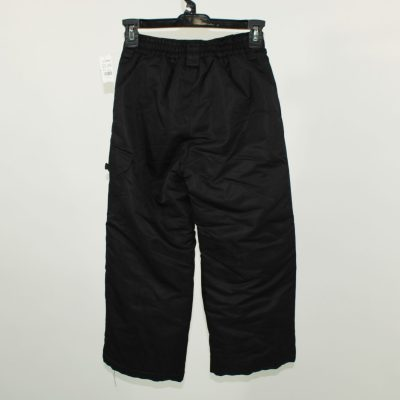 Faded Glory Black Snow Pants | Size S (6-7)