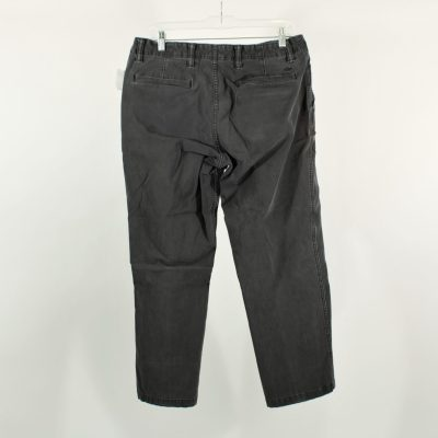 Dockers Straight Fit Grey Pants   Size 34x29