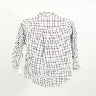 Crazy 8 Plaid Shirt | Size 5-6