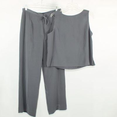NEW Kasper Gray 2 Piece Set | Size 14 Petite