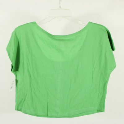 NEW Cape Cod Est. 1620 Green Cropped Tee | XL