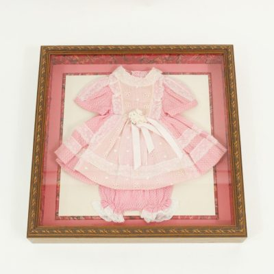 Baby Outfit Shadow Box 14X14