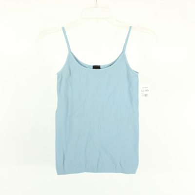 Dusty Blue Stretch Cami | Size XS