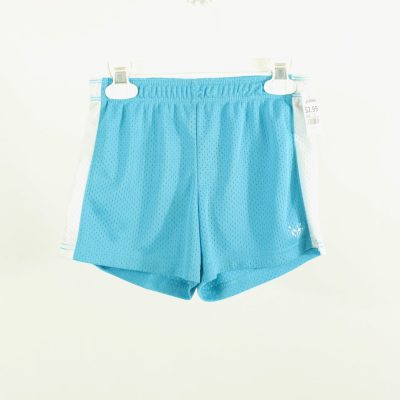 Justice Blue Athletic Shorts | Size 8