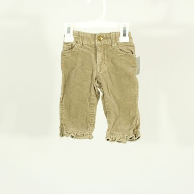 Children's Place Tan Corduroy Pants | Size 6-9 Months