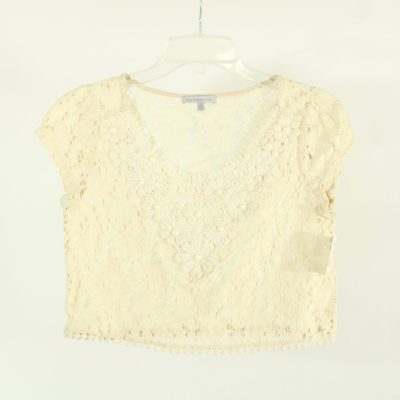 Charlotte Russe Lace Top | Size S