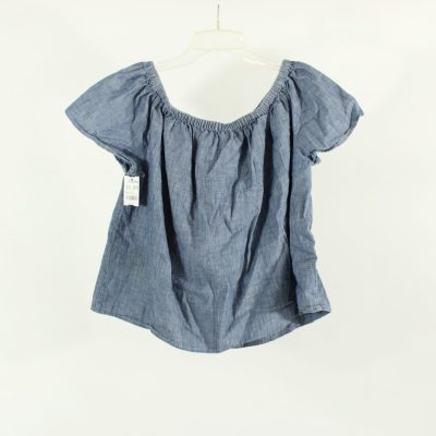 Gap Chambray Top | Size XS