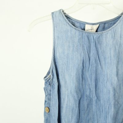 Universal Thread Chambray Dress | Size S