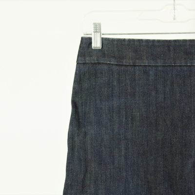 J.Crew Stretch Denim Pencil Skirt | Size 0