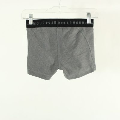 Under Armour Gray Athletic Compression Shorts | Size S
