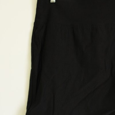 Maurices Black Stretch Skirt | Size L
