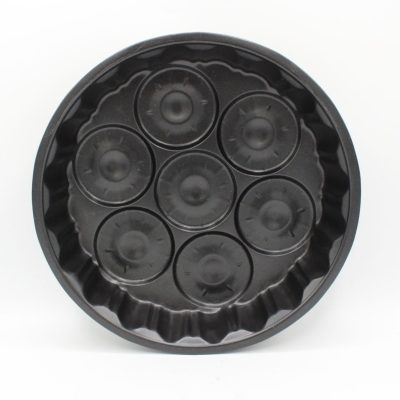 Black Baking Tin