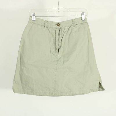 Susquehanna Trail Outfitters Olive Skirt | Size 8