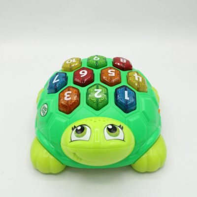 Leap Frog Melody The Counting Turtle Toy