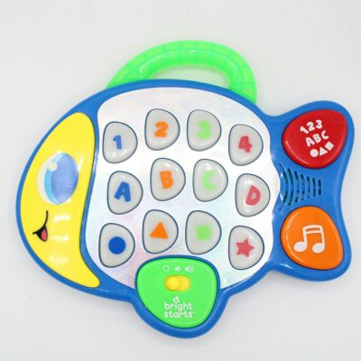 Bright Starts Fish Pad Toy